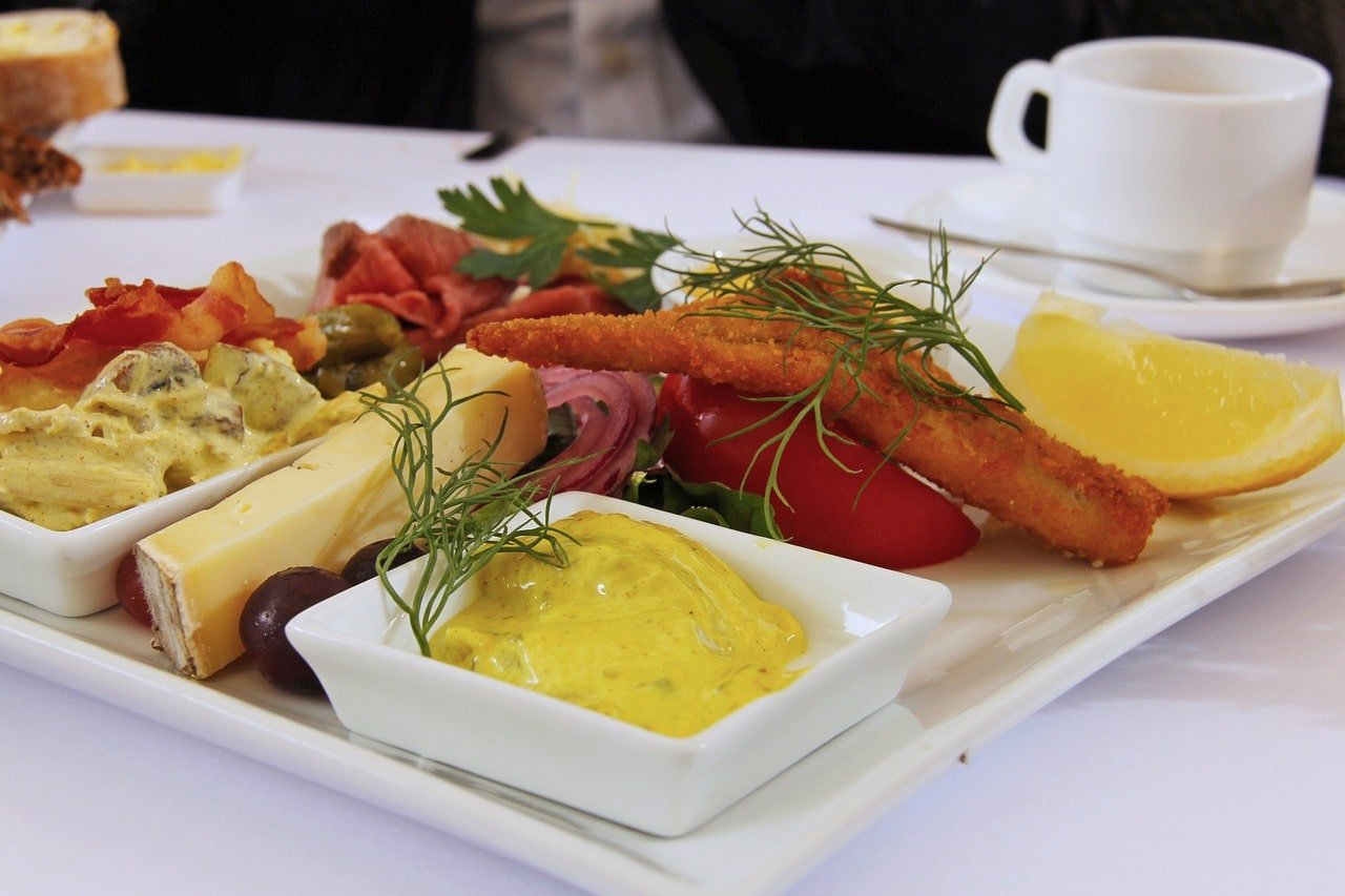 assiette danoise