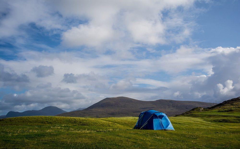 camping en ecosse