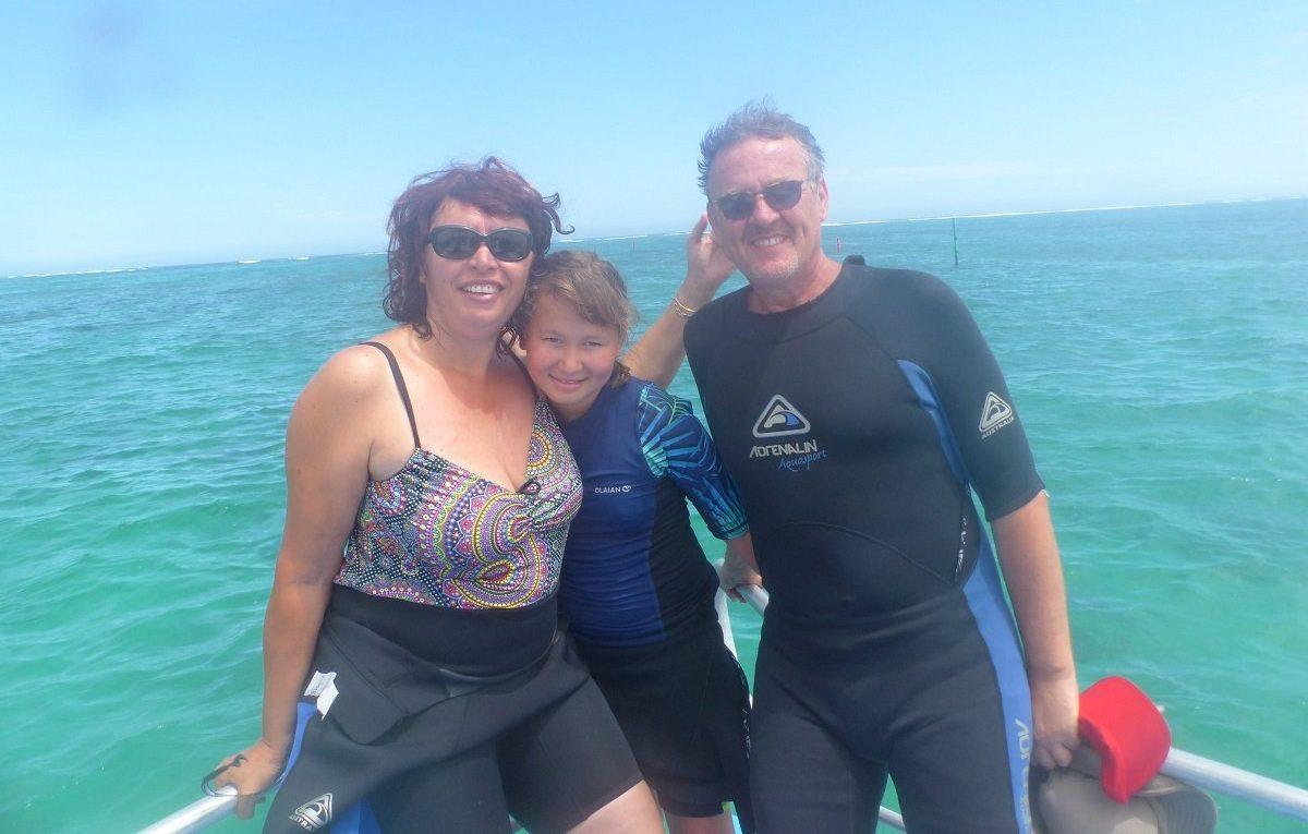 Coral Bay australie voyage famille enfant_copie