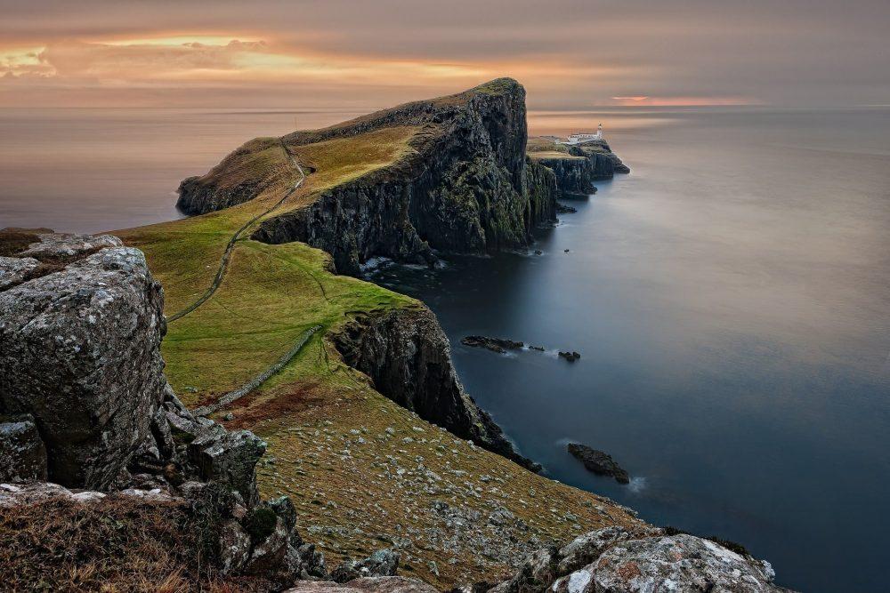 Isle of Skye en ecosse