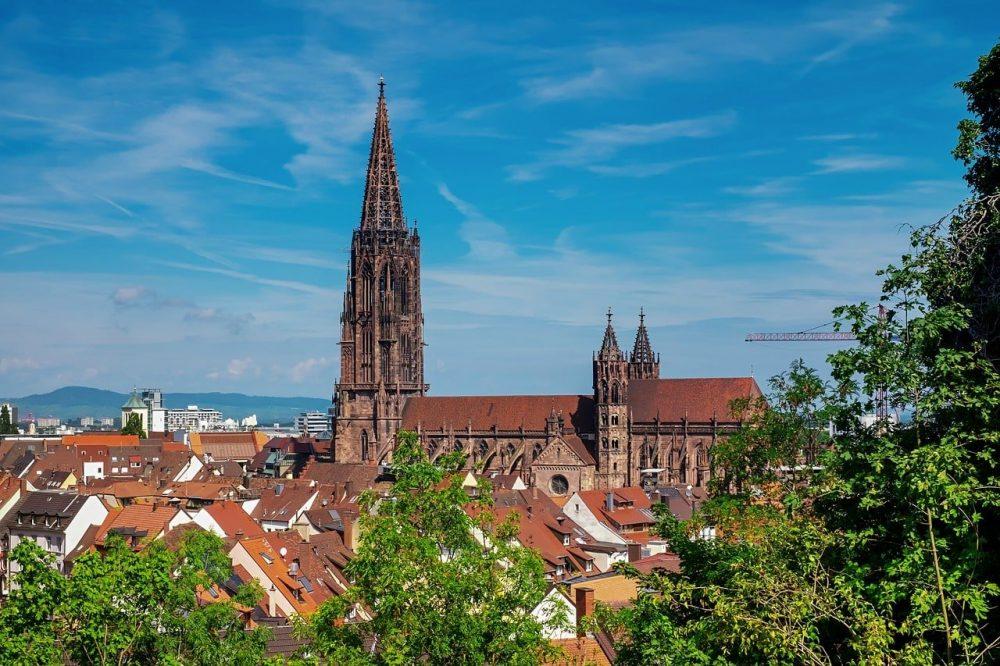 cathedrale Freiburg