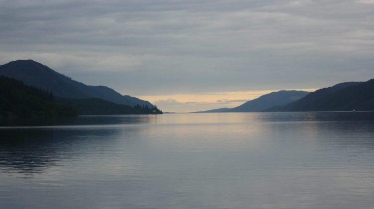 Loch Ness en ecosse