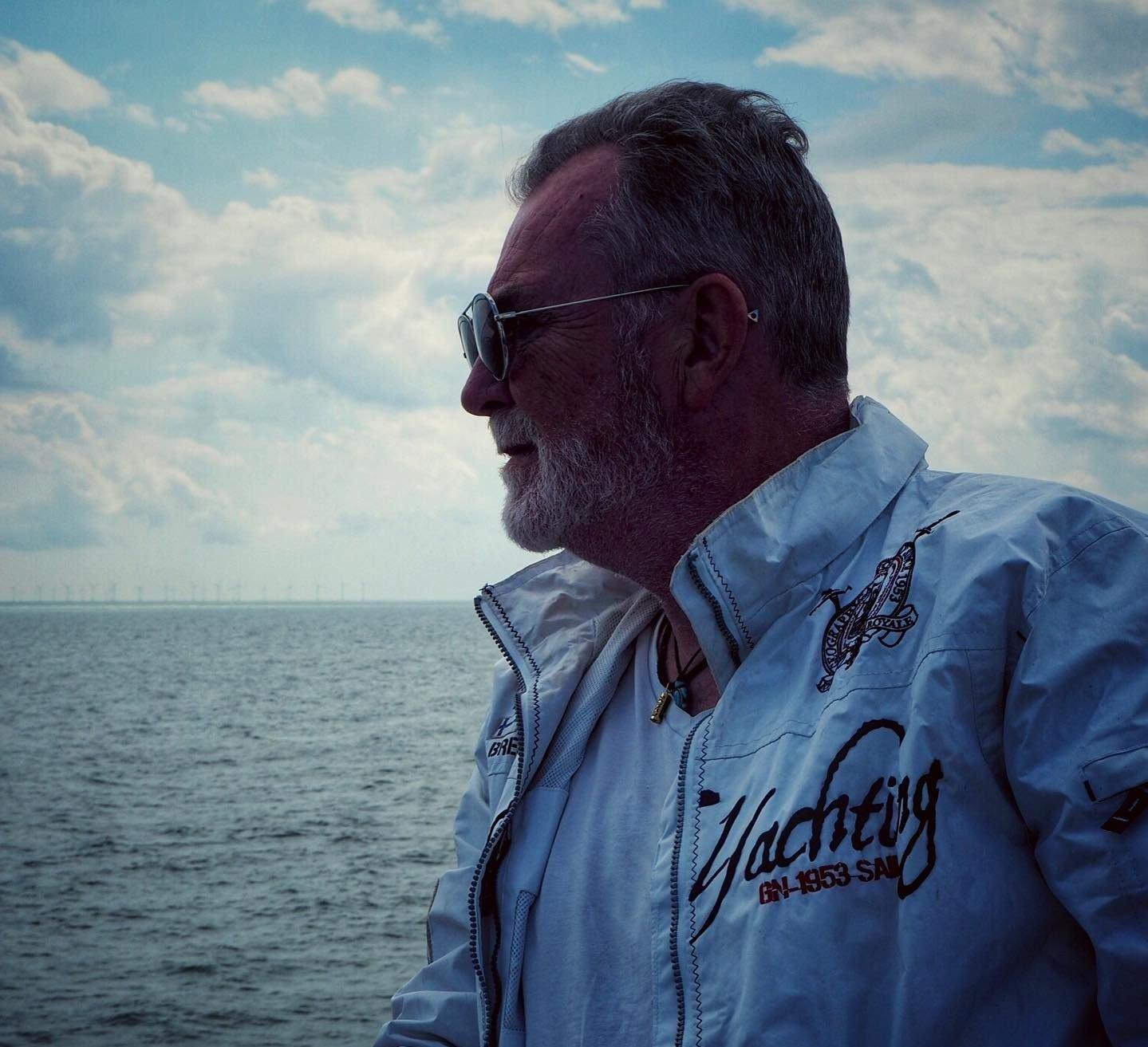 homme et la mer