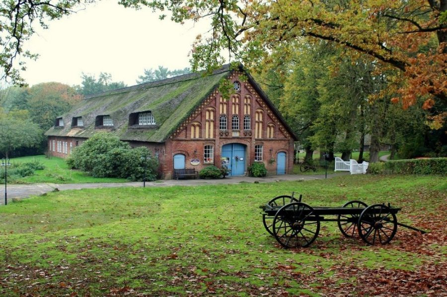 ferme allemande