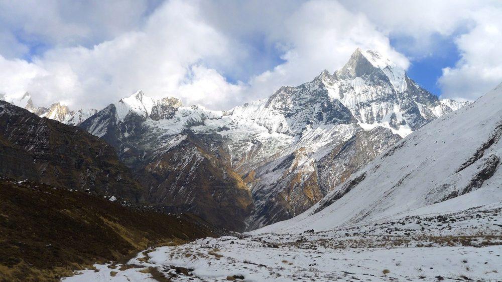montagne nepal Annapurna