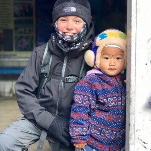 enfants nepal