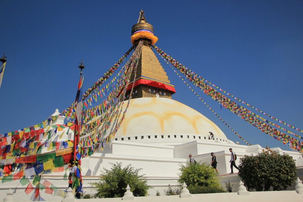 temple bodnath