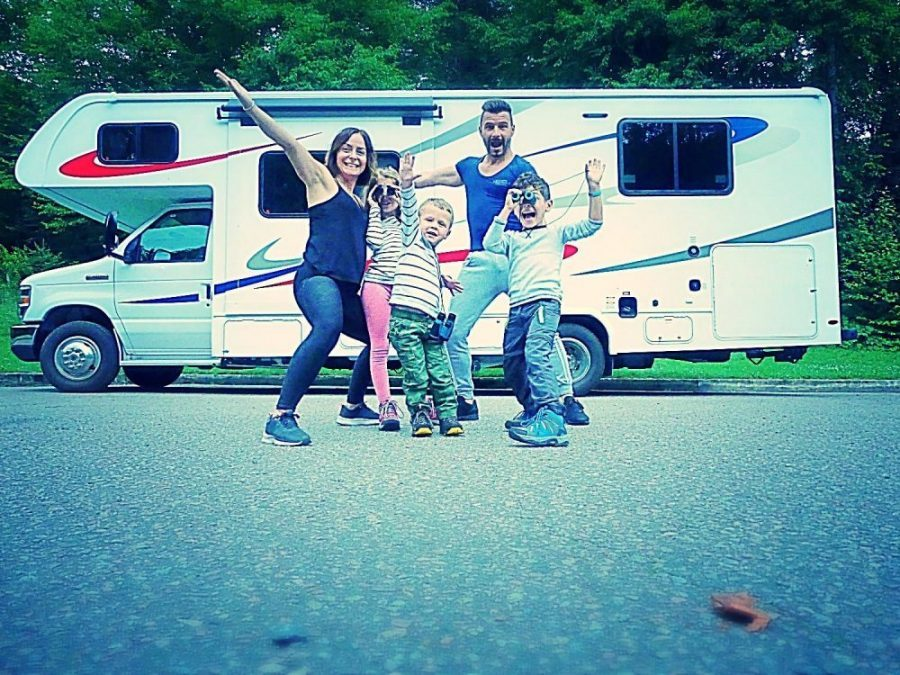 road trip canada famille