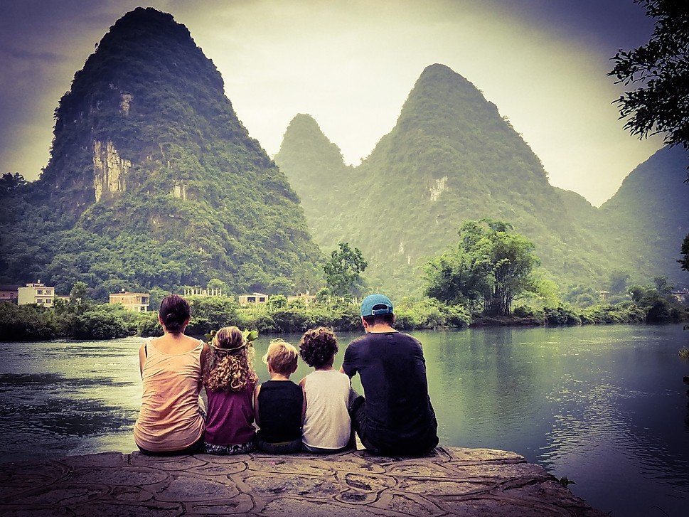 famille a guilin