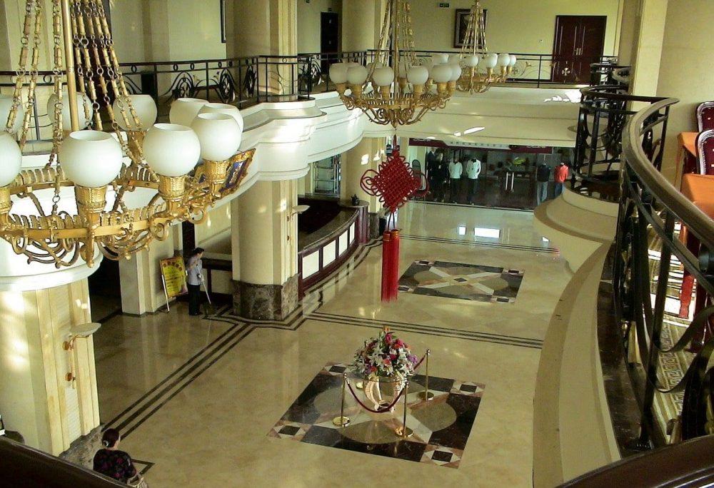 hall hotel chine