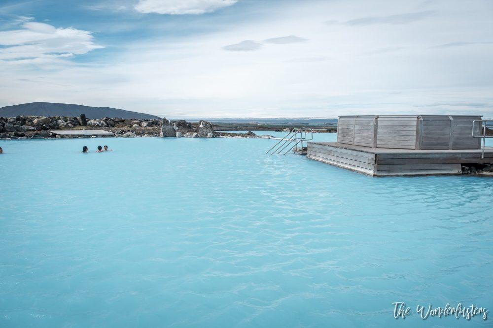 bain naturel islande