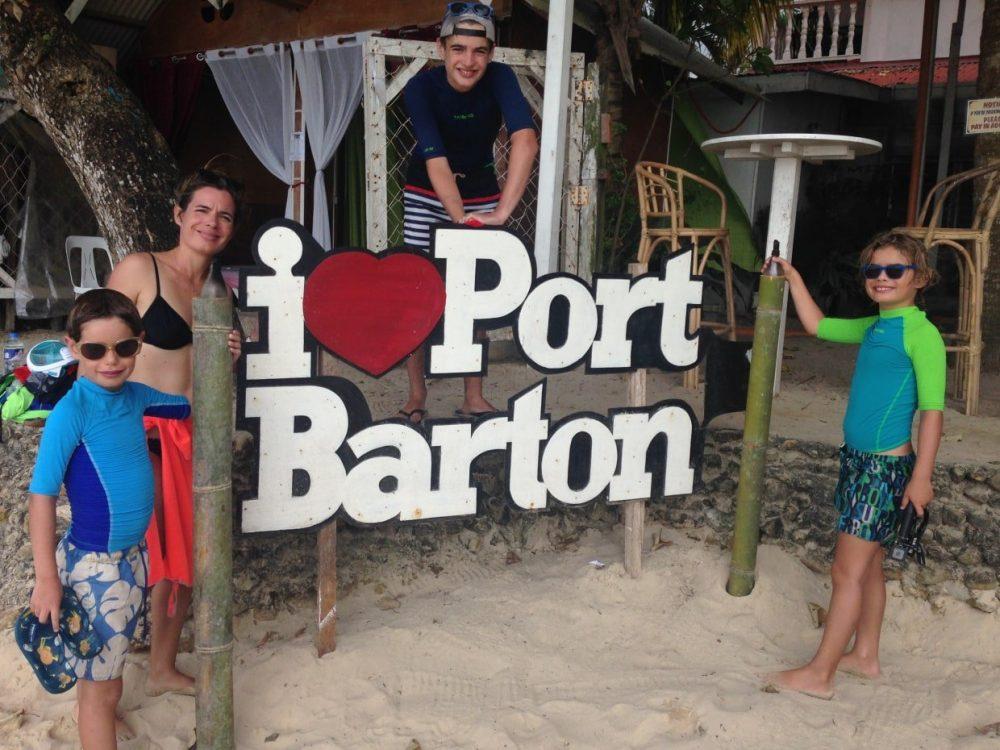 famille port barton