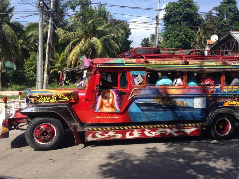 Jeepney rouge philippines