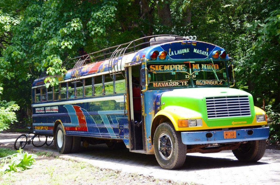 bus au nicaragua