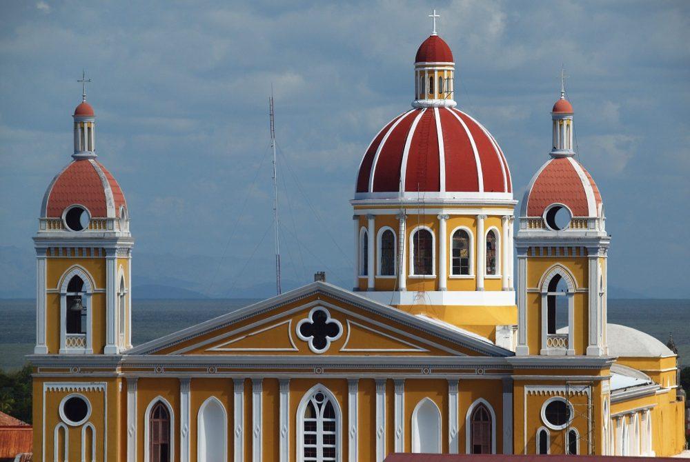 Granada Cathédrale au nicaragua