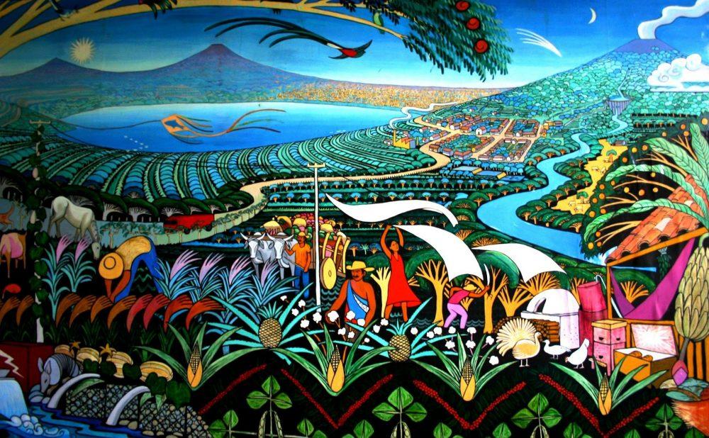 Illustration nicaragua