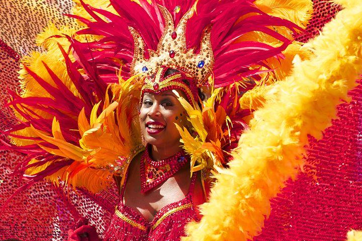 danseuse carnaval rio