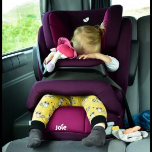 enfant endormi siege auto