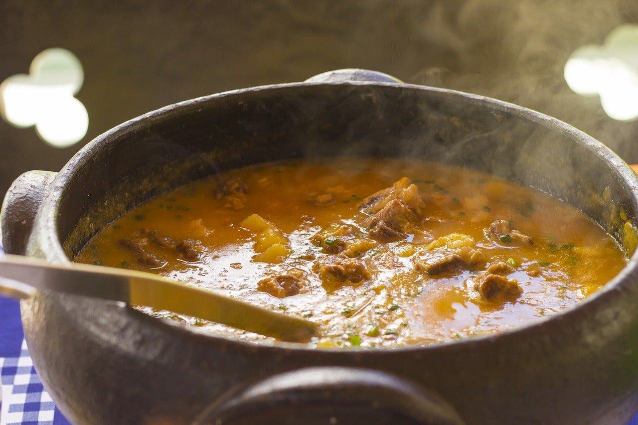 soupe au brésil