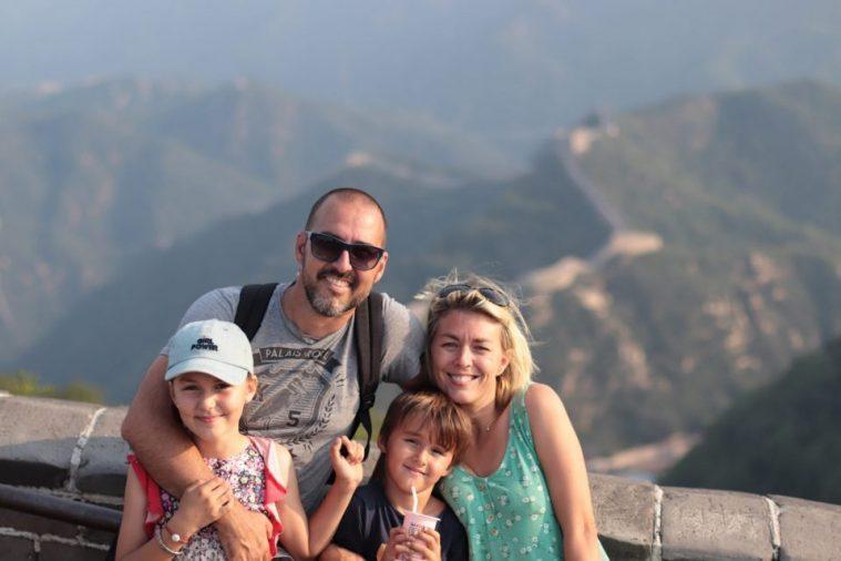 voyager en camping car en chine avec deux enfants