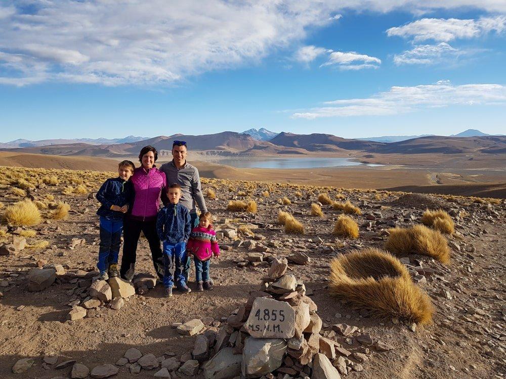 famille en bolivie
