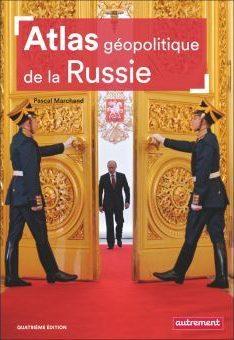 Livre Atlas géopolitique de la Russie