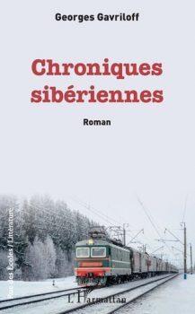 Livre CHRONIQUES SIBÉRIENNES