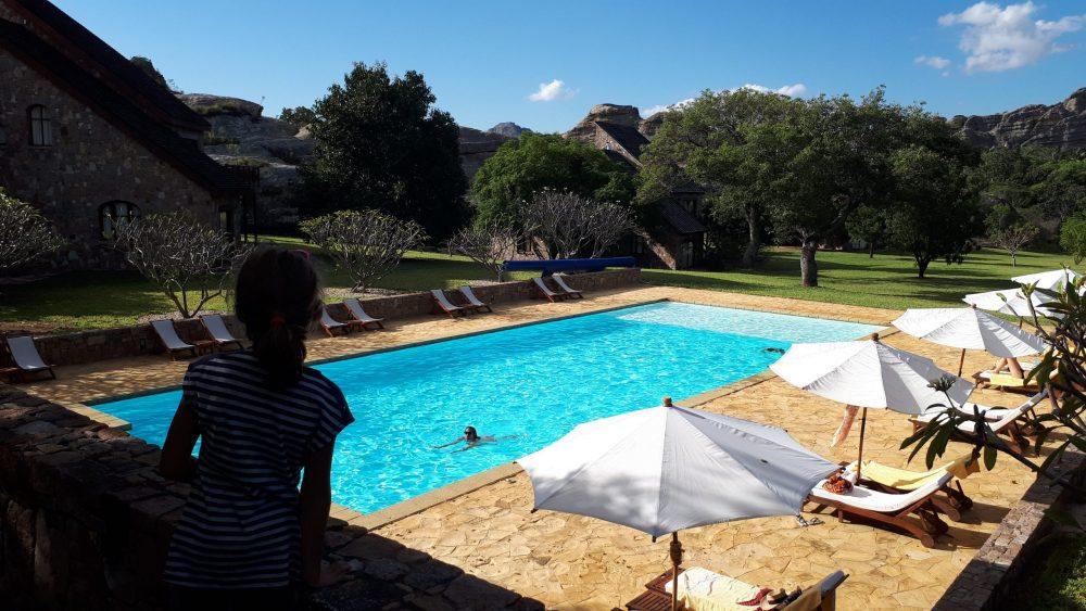 hotel avec piscine madagascar