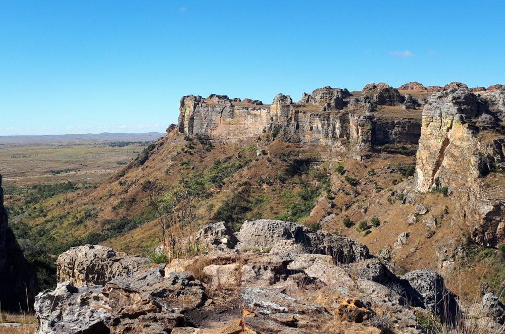 vallée Isalo madagascar