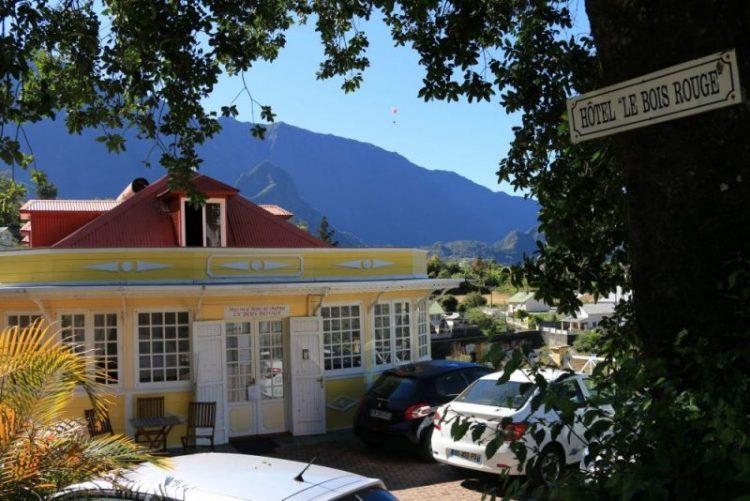 hotel dans les montagne ile de la réunion