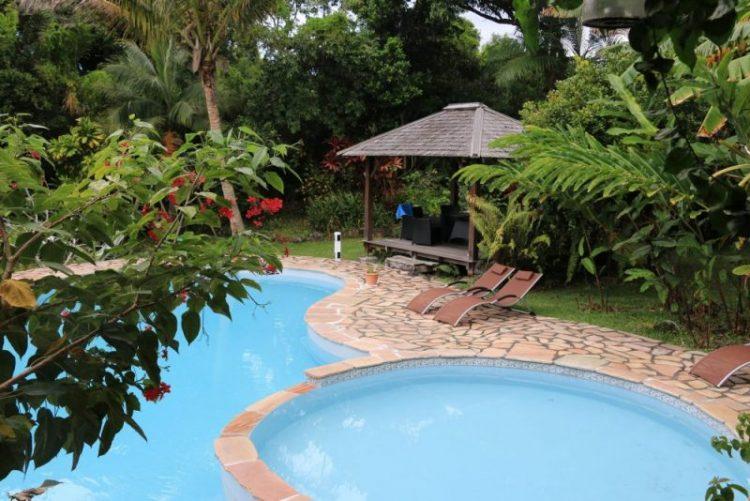 hotel piscine ile de la réunion