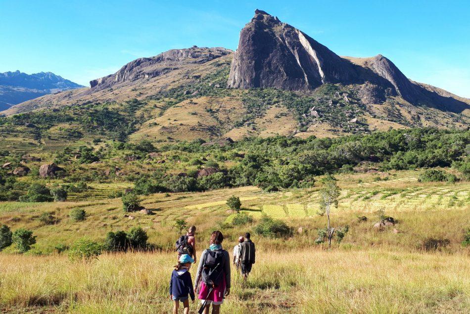 Vallée Tsaranora madagascar
