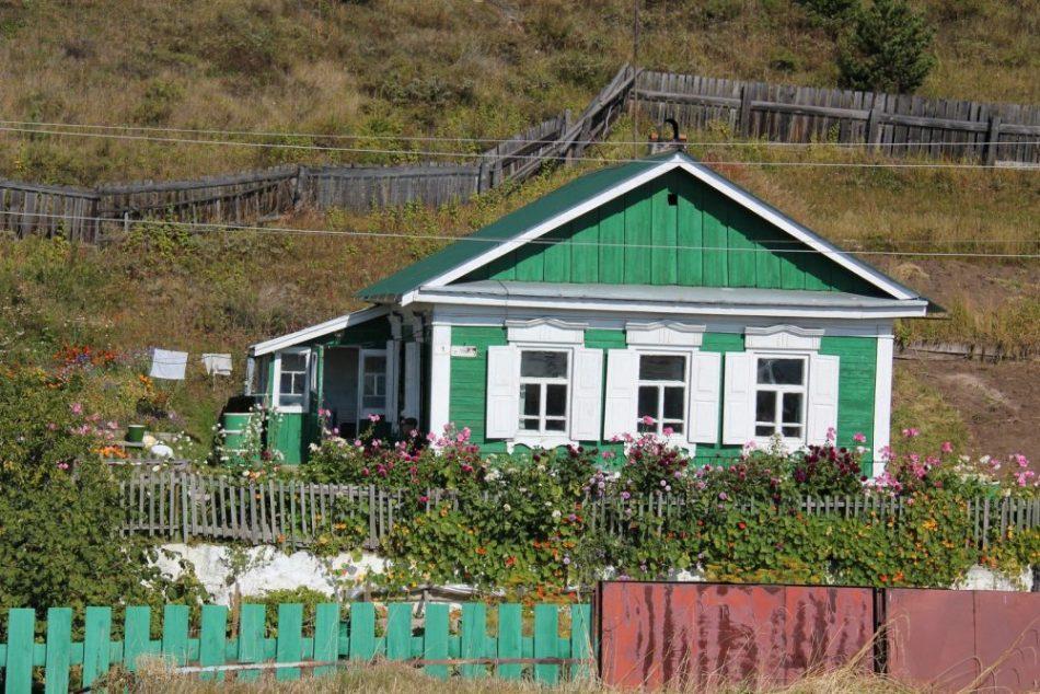 Maison en Russie Listvianka