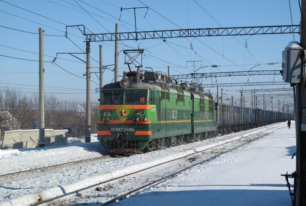 Transsibérien neige