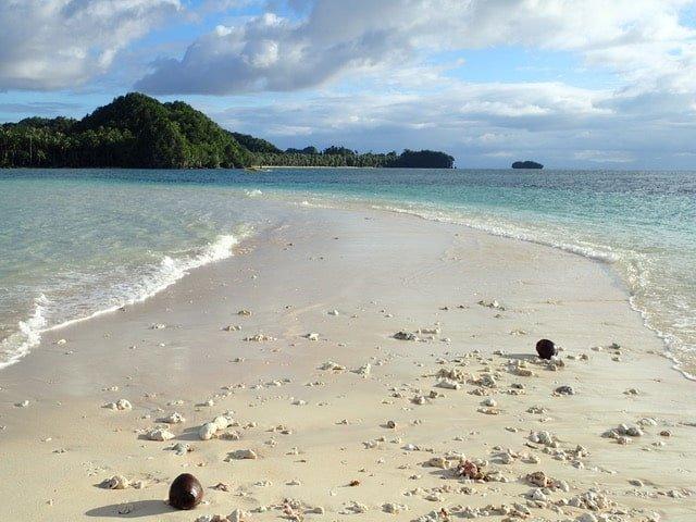 Kawahgan island philippines famille voyage