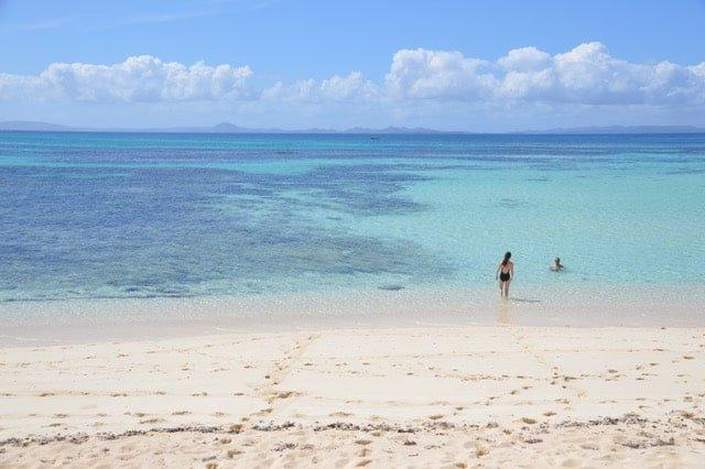 voyage aux philippines en famille plage