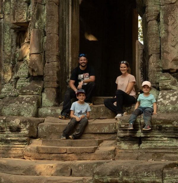 temple angkor voyage famille cambodge