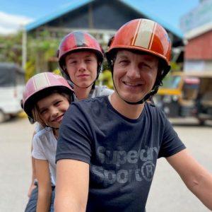 se déplacer au cambodge en famille