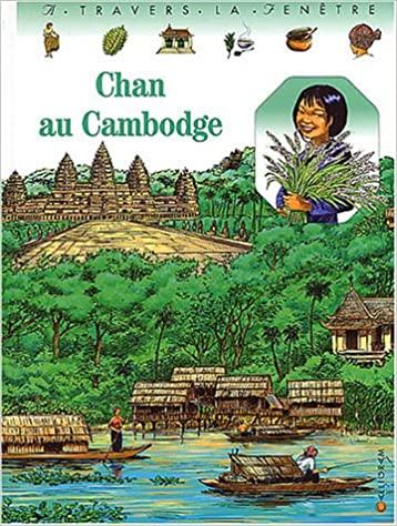 livre pour préparer un voyage au cambodge avec enfant