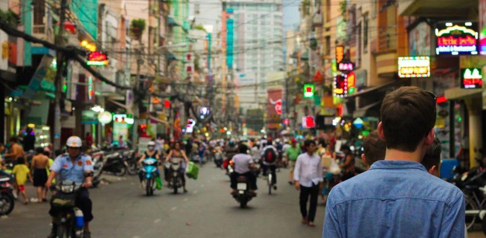 grande ville en chine