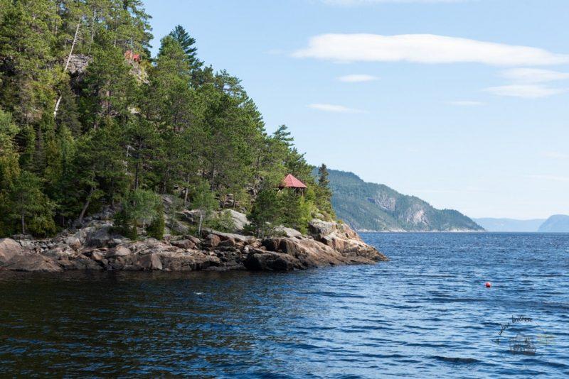 Croisière_sur_le_fjord_de_Saguenay au canada