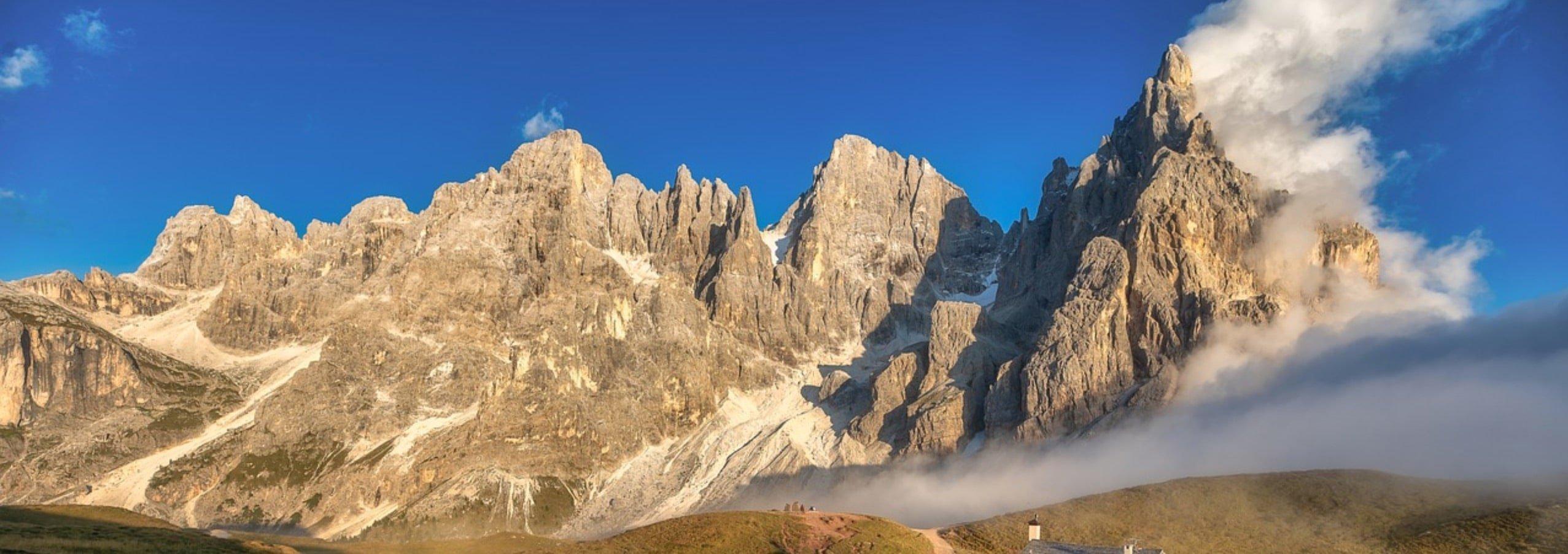 montagne en europe