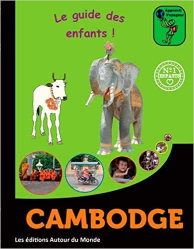 guide des enfants au cambodge livre