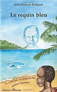 livre Le requin bleu livre afrique sud enfant
