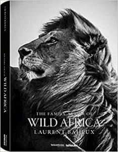 Livre Wild Africa
