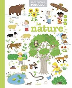livre la nature