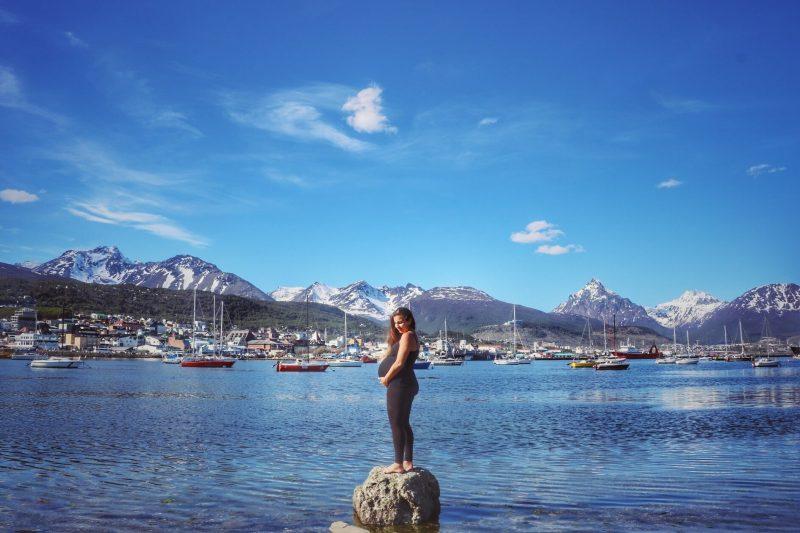 enceinte au bout du monde ushuaia