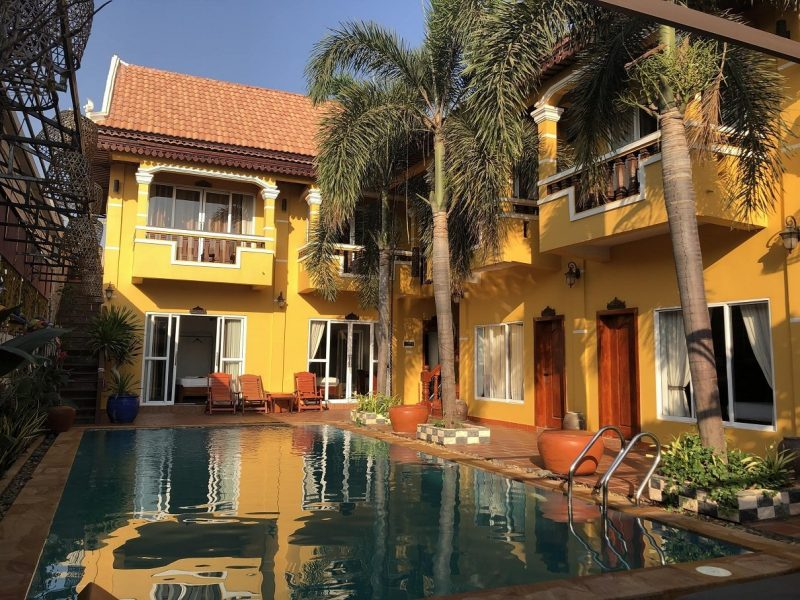 Cambodge guesthouse