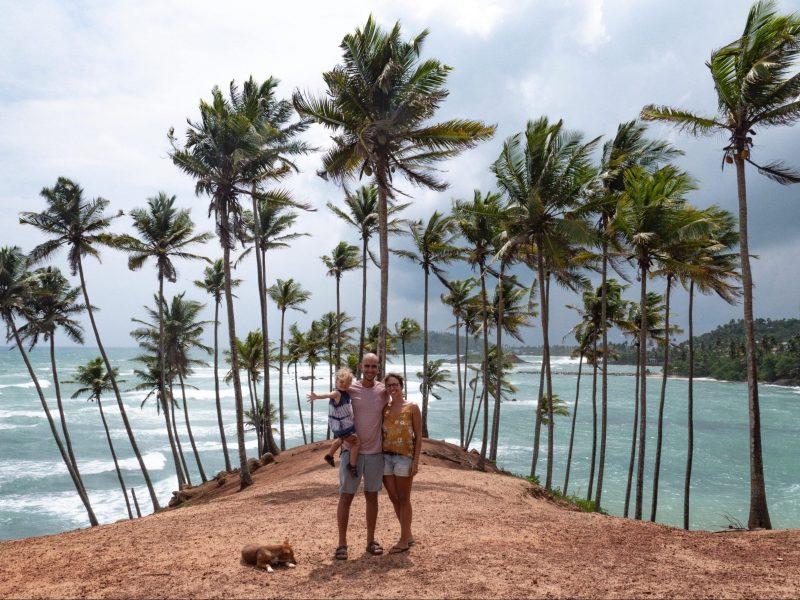 mirissa voyage en famille au sri lanka