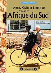 livre Vivre en afrique du sud